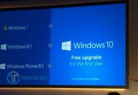 Cách nâng cấp Windows 10 từ Windows 7, 8 bằng Media Creation Tool