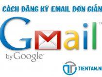 Cách đăng ký Email Gmail mới nhất 2018 đơn giản cho người mới