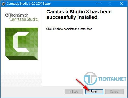 Setup camtasia studio 8.6 full