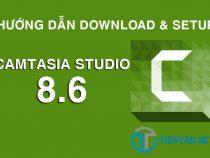 Download Camtasia Studio 8.6 Full – Phần mềm quay phim màn hình