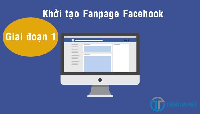 xây dựng Fanpage Facebook chất lượng