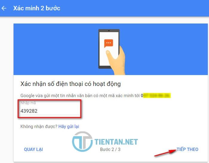 Hướng dẫn bật bảo mật 2 lớp gmail an toàn trước hacker