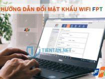 Hướng dẫn đổi mật khẩu Wifi FPT mới nhất – Modem Wifi G-97RG6M