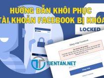 Cách khôi phục tài khoản Facebook bị khóa bằng CMND
